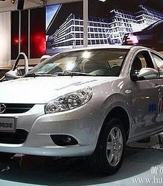 江淮电动汽车高清图片