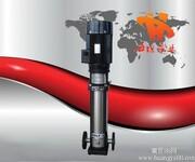 轻型不锈钢立式多级离心泵图片