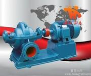 中开式单级双吸离心泵图片