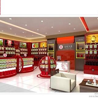 展柜厂家,济南珠宝柜台,服装展架,饰品展示柜,精品展柜制作公司图片5