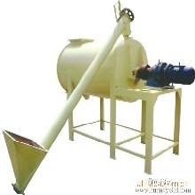 广州保温材料搅拌机玻化微珠砂浆搅拌机卧式干粉搅拌机全自动生产线图片