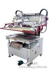 电动立式丝印机图片