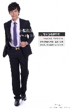 男士西装外套批发商务修身男士正装西服外套面试正装职业正装
