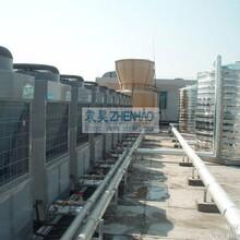 东莞商用空气能热水机工程安装工厂中央热水酒店中央热水系统