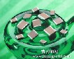 苏州电容恒压源专用1812/104/500V/X7R/CCT贴片