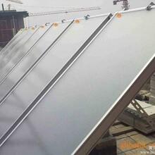 供应铜铝复合平板太阳能集热器图片