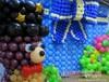 婚礼气球布置生日气球布置开业典礼气球布置气球拱门等气球装饰布置