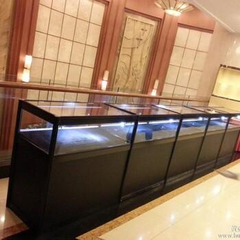 北京珠宝展柜租赁拍卖会玻璃展柜租赁