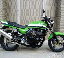 川崎摩托车图片