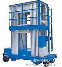 双柱铝合金升降机济南盛荣专业设计生产