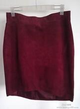 HM皮裙图片