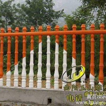 鄂尔多斯寺庙围墙栏杆雕刻制作