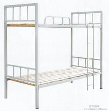 大量生产销售公寓床双层床学生床铁床上海双层床宁波双层床
