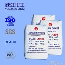 A200环保型锐钛型钛白粉通过SGS检测和Rosh认证