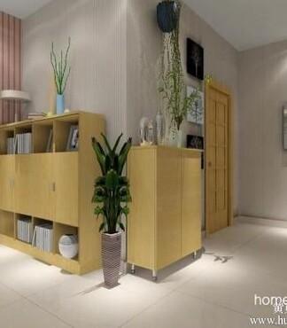 入户鞋柜装修效果图 客厅鞋柜效果图 尚品宅配新居网