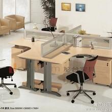 西安办公家具板式家具定做板式电脑桌