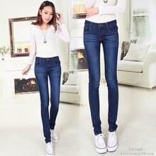 108牛仔裤基本款正品裤子显瘦修身2013新款裤子批发
