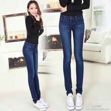 赛依玛牛仔代理女装牛仔裤批发厂家直销
