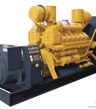 石油济柴150KW 2400KW柴油发电机组 -柴油发电机组