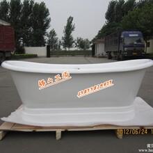 银山承揽酒店工程用铸铁搪瓷浴缸设计生产