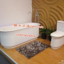 5星级以上酒店工程欧式古典铸铁浴缸