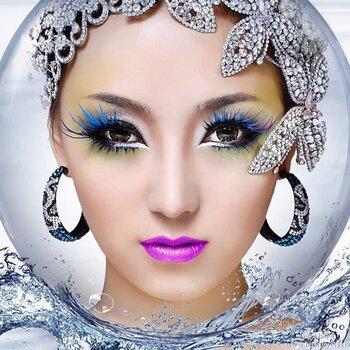 欧式妆,烟熏妆,芭比娃娃妆 ,水晶妆,果冻妆,生活妆,职业妆,时尚彩妆