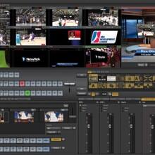 美国NewTek网络视频直播系统高清演播室,移动转播车图片