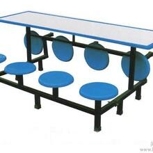 四人分体快餐桌椅,玻璃钢餐桌椅,食堂连体桌椅,学生课桌椅,上下铁床--厂家直销