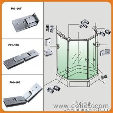 【供应不锈钢玻璃淋浴房配件_玻璃合页价格|图片】-黄页88网