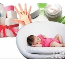 婴童洗护产品加工图片