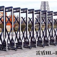 海淀区安装无轨伸缩门伸缩门安装操作装置
