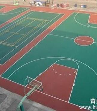 【南宁专业篮球场塑胶地板铺设_南宁塑胶球场价格|图片】-黄页88网