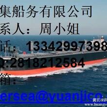 自家船中国到印尼南方港口每月班轮