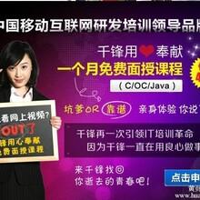 上海安卓培训成就你的高薪梦