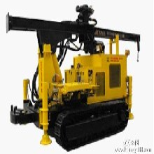 JKS300型履带式多功能水井钻机