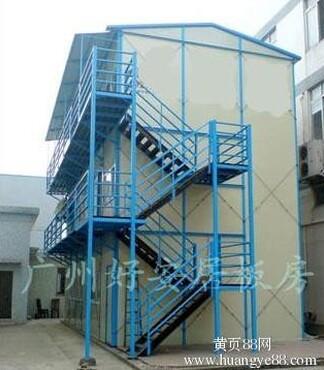 三层活动板房,星铁棚,平顶板房,夹芯板围墙--欢迎来电咨询_三层