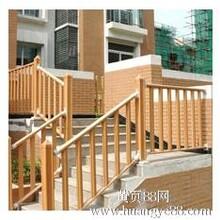 供应PVC护栏塑钢护栏草坪花园厂房小区庭院别墅护栏图片