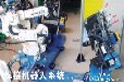 进口原装高速精准工业焊接机器人沈阳天天焊接
