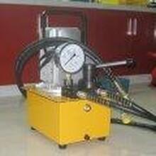 可带压力表手动油泵,青岛双油路电动油泵,手动油泵参数