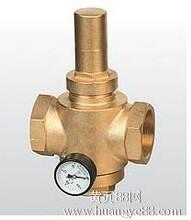 上海齐威黄铜活塞式可调减压阀