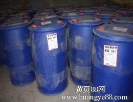 供应韩国锦湖SBRLATEX合成乳胶KSL341