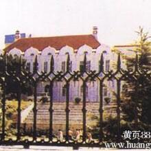供应氟碳玛钢铸造围墙护栏栏杆优质铸铁围墙围栏的厂家图片