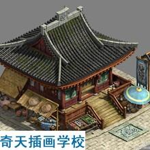 武汉3D游戏高模班_武汉哪里有3d游戏培训班
