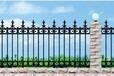 供应台南铁艺栅栏玛钢护栏绿化栏杆铸造花件柱子灯杆