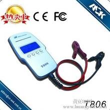 汽车蓄电池测试仪电瓶分析仪AOKT806充电系统启动系统测试仪带打印机