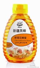 野菊花蜂蜜黑蜂蜂蜜女性排毒之蜜排毒养颜消炎祛痘源于天然来自新疆