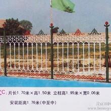 安徽氟碳漆铸铁护栏马鞍山马钢球墨护栏金家庄铸铁栏杆图片
