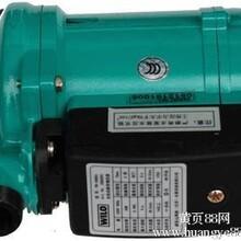 上海静安区威乐家用增压泵专业维修销售点