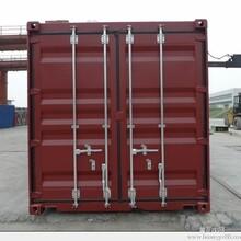 提供全新集装箱制造,20尺,40尺,可出证,可出口!!