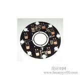 广州宝庆专业LED灯,安防,车载,游戏等电子pcb电路板打样制作图片